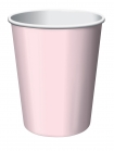 9oz 10/24 PINK HOT CUPS
