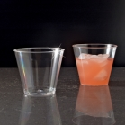 5 OZ CLEAR TUMBLERS 25/20=500CT