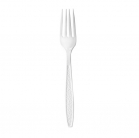 FORKS 10/100CT EXTRA HEAVY CUTLERY WHITE