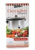 10CT EXTRA LARGE CROCK POT LINER 7-8 QUARTS