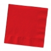 10x10 12/50  RED BEV NAPKINS