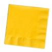 10x10 12/50  SCHOOL BUS YL BEV NAPKINS