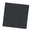 13x13 12/50  BLACK LUNCH NAPKINS