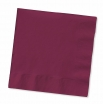 13x13 12/50  BURGANDY LUNCH NAPKINS