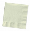 13x13 12/50  IVORY LUNCH NAPKINS