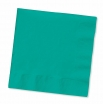13x13 12/50  TEAL LUNCH NAPKINS