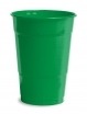 16z 12/20 GREEN PLASTIC CUPS