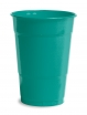 16z 12/20 TEAL PLASTIC CUPS