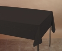 54x108    BLACK POLY COVERS