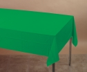 54x108    EMERALD GREEN POLY COVERS