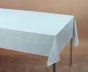 54x108    PASTEL BLUE 3ply COVERS