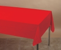 54x108    RED POLY COVERS