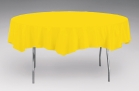 82x82     SCHOLL BUS YELLOW PLASTIC COVERS